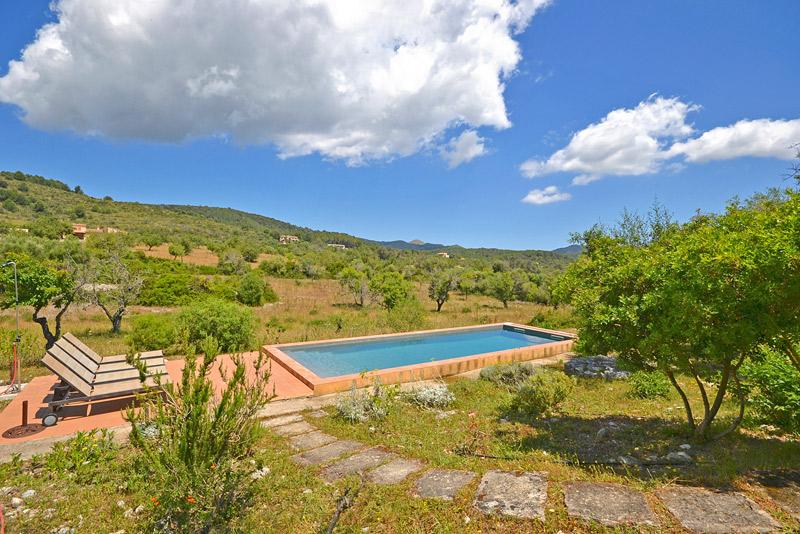 Finca Berganti auf Mallorca mit Pool mieten - Las Islas Reisen
