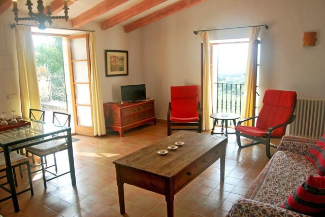 Finca-Appartement Castana