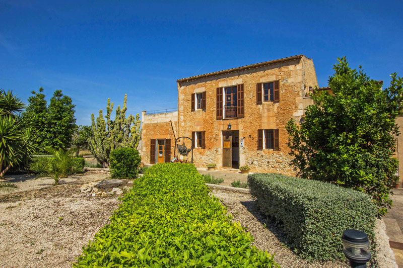 Finca Tomeu auf Mallorca mit eigenem Pool & Internet