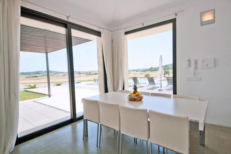 Villa Deulosa Auf Mallorca Mit Pool Und Jacuzzi Mieten Wohnzimmer