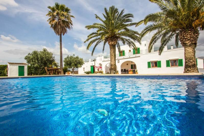 Finca Don Benito auf Mallorca mit Internet & Pool