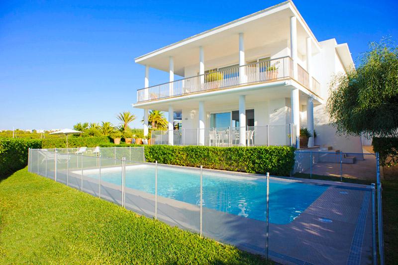 Villa Enziana auf Mallorca mit umzäuntem Pool mieten