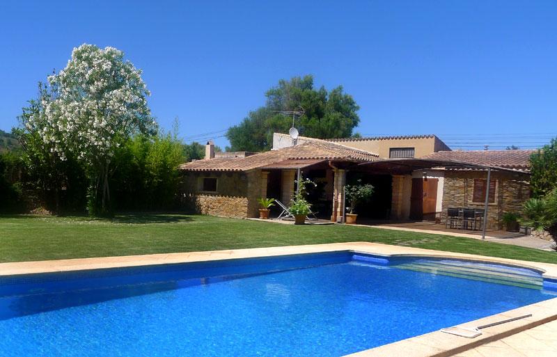 Ferienhaus Fiorano auf Mallorca mit Internet & Pool