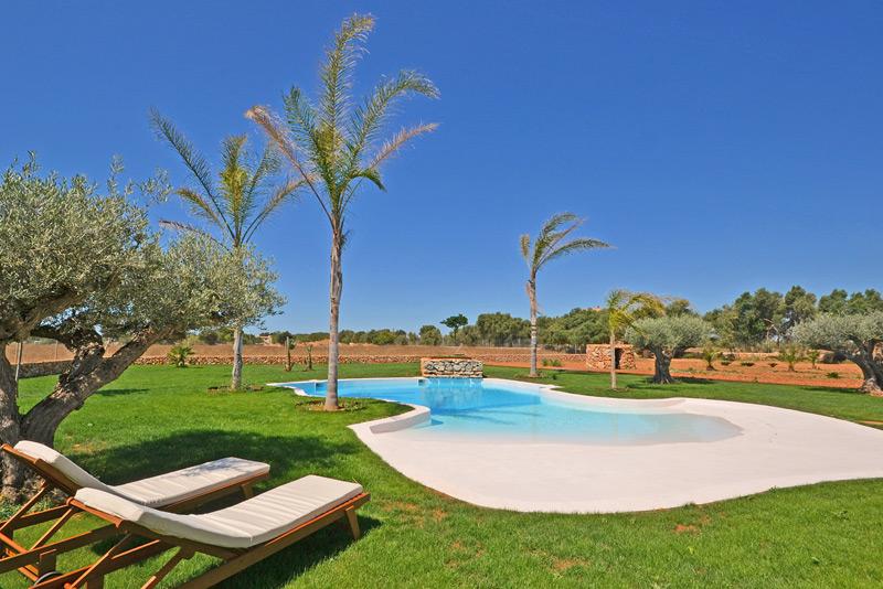 Finca Mayara auf Mallorca mit Pool & Internet mieten