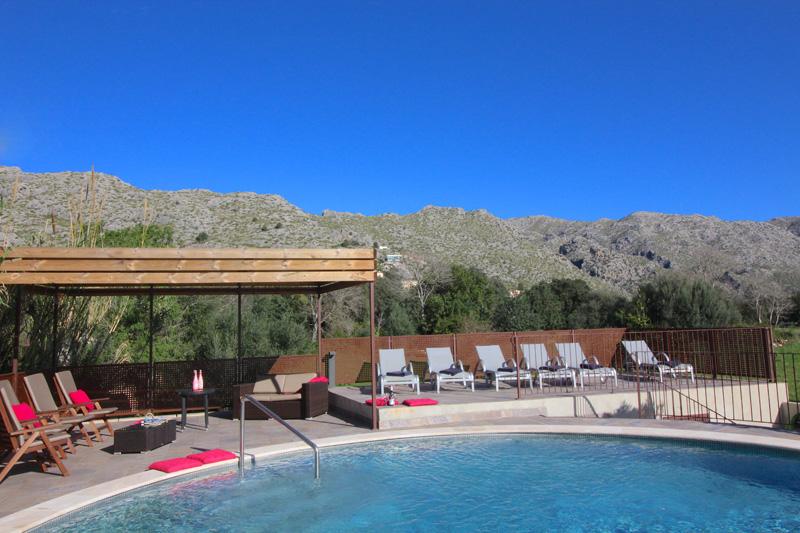 Finca Miel Mallorca mit Pool und Tischtennis mieten