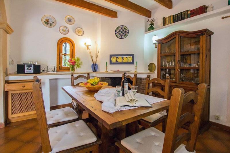 Ferienhaus Naranos