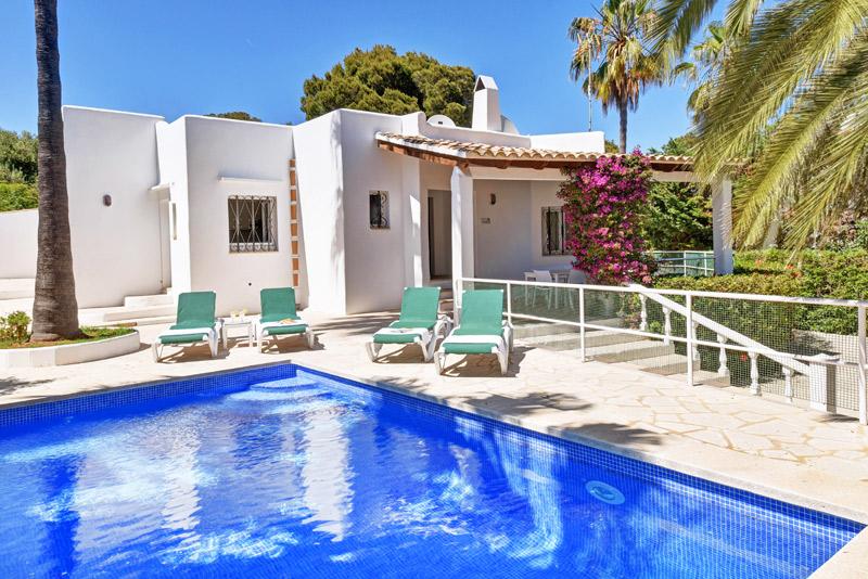 Ferienhaus Roberto Mallorca Mit Pool Und Tischtennis