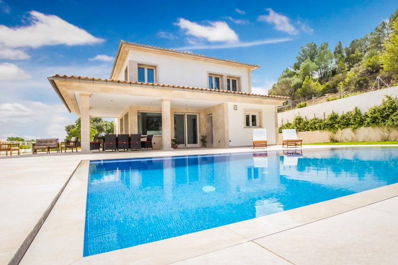 Finca San Felipe auf Mallorca mit Pool mieten - Las Islas Reisen
