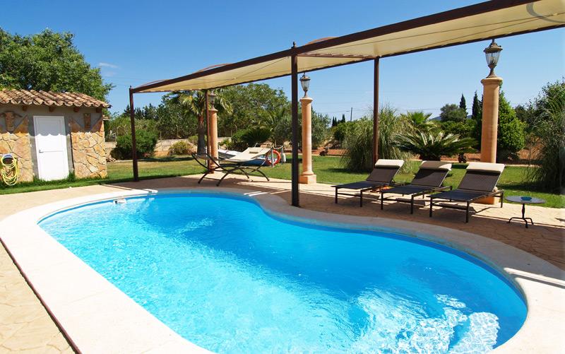 Finca Tejada auf Mallorca mit Pool & Klimaanlage