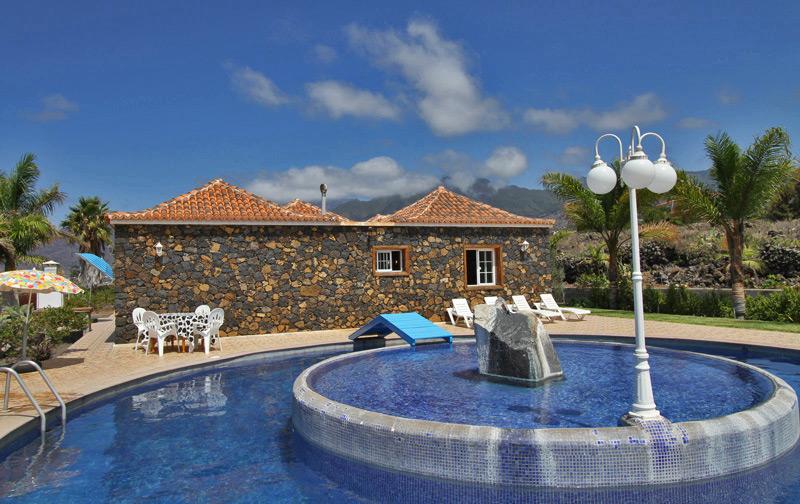 Ferienhaus Todoque Pool