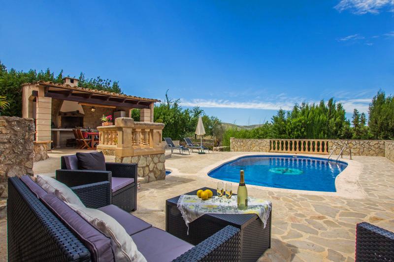 Finca Tirado auf Mallorca mit Pool von privat mieten