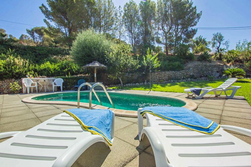 Finca Vasco auf Mallorca mit Pool von privat mieten