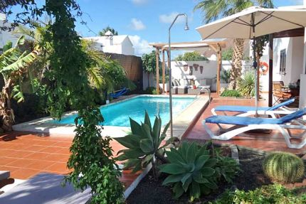 Ferienhaus Floridos
