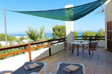Ferienwohnung Vista Azul Studio