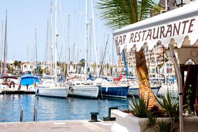 Hafen Gran Canaria