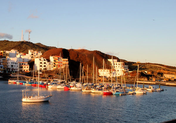 Hafen La Restinga