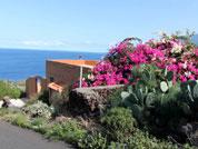 Der idyllische Ort Sabinosa auf El Hierro