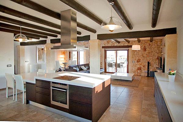 kuche wohnzimmer offen klein alles ber wohndesign und m belideen. Black Bedroom Furniture Sets. Home Design Ideas