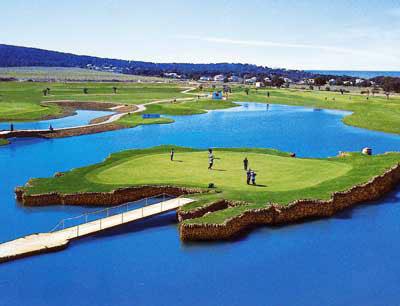 Golfplatz Santa Ponsa II Mallorca