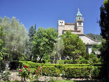 Valldemossa auf der Insel Mallorca