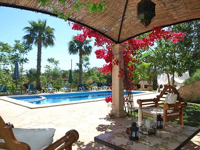 Finca Santanyi Pool