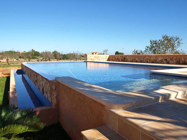 Ferienhaus Calonge Pool