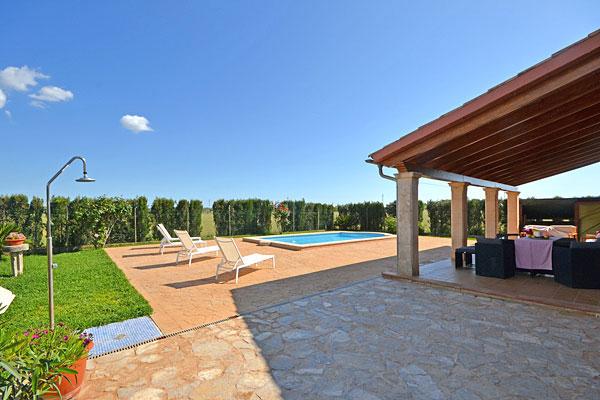 Ferienhaus Sencelles Pool