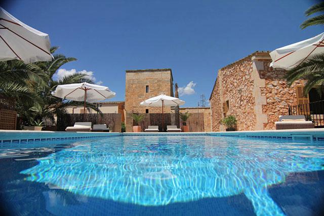 Ferienhaus Campos Pool