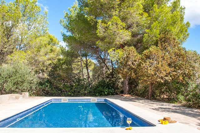 Casa Cala Ferrera Pool