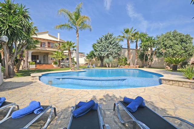 Ferienhaus Inca Pool