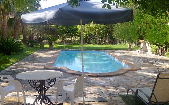 Ferienhaus Arta Pool