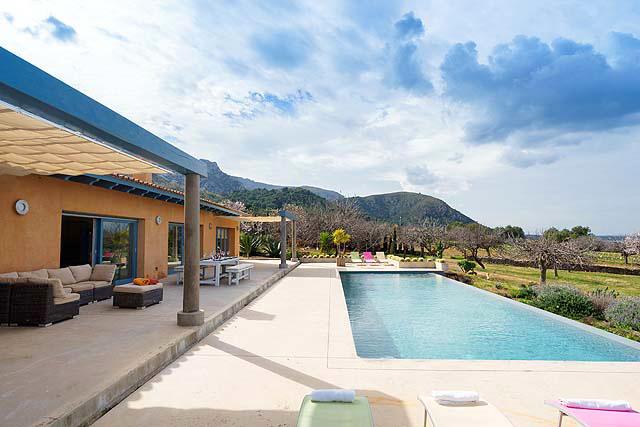 Finca Colonia San Pere Pool
