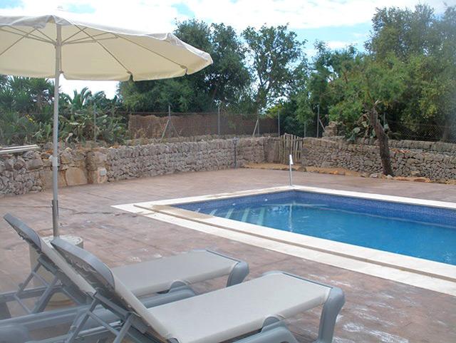 Ferienhaus Santanyi Pool