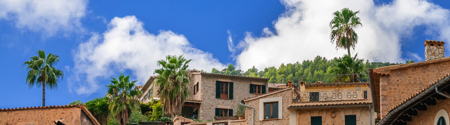 Häuser auf Mallorca