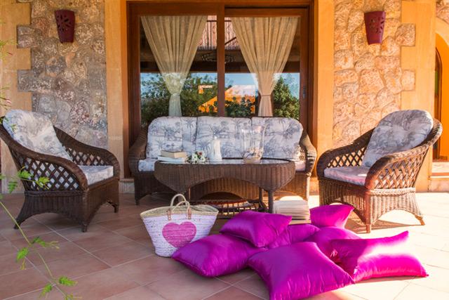 Villa Sa Coma Terrasse
