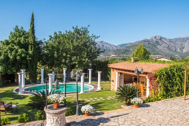 Villa Sa Coma Pool