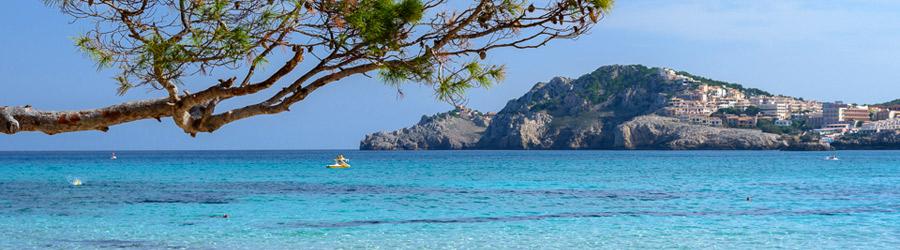 Mallorca am Meer