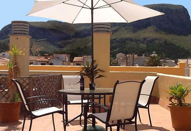 ferienwohnung merida auf mallorca ohne pool von privat. Black Bedroom Furniture Sets. Home Design Ideas