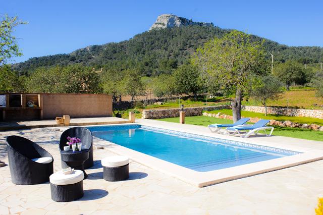 Finca S' Horta Pool