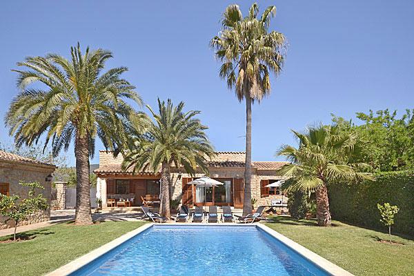 Finca Antolin auf Mallorca eigener Pool, ruhige Lage