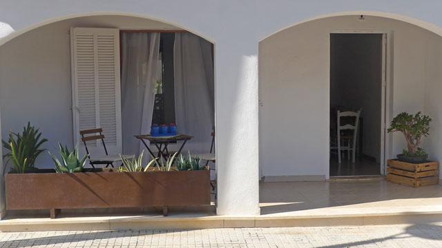 Ferienhaus Colonia San Pere Hausansicht