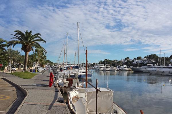 Yachthafen von Cala d'Or
