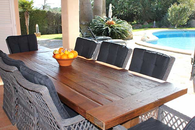 Ferienhaus Pintora auf Mallorca mit Internet & Pool mieten