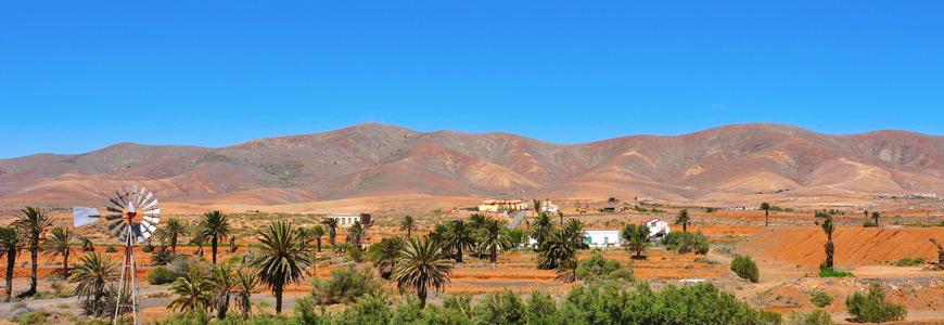 Antigua auf Fuerteventura