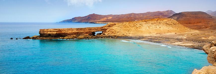 Strand von La Pared auf Fuerteventura