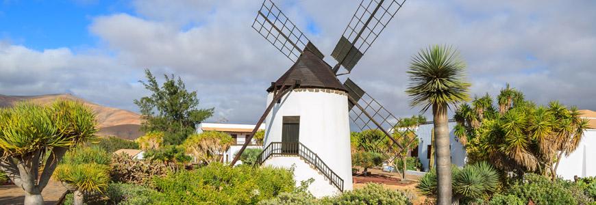 Mühlenmuseum in Antigua