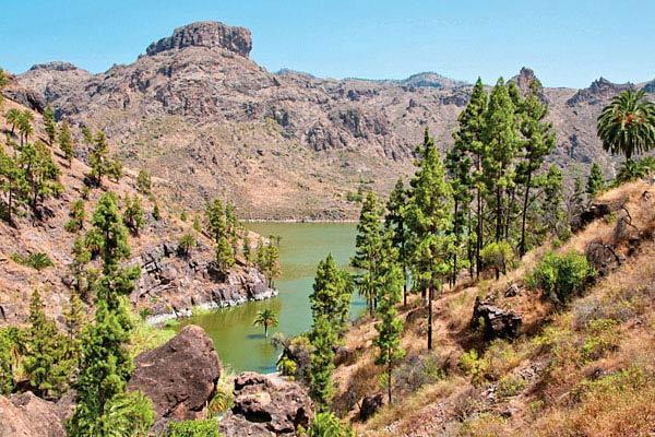 Die Bergwelt Gran Canarias