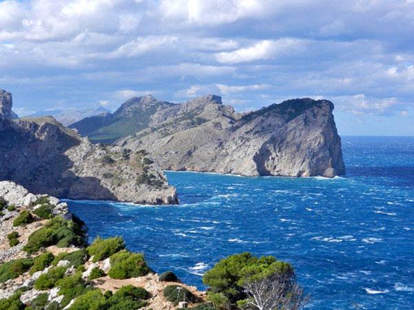 Formentor auf Mallorca