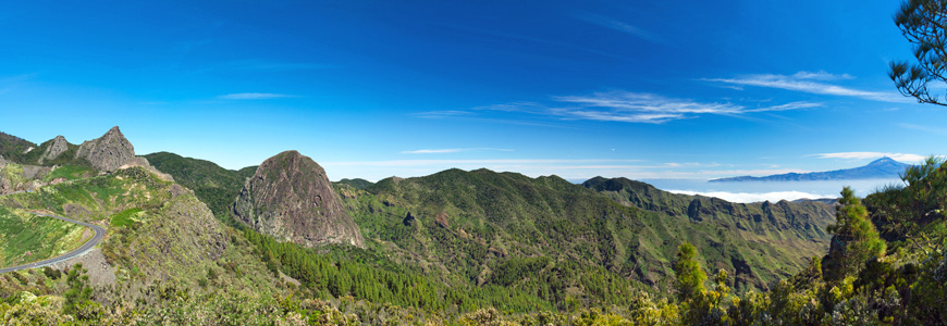 Aussichtspunkt Miradores de los Roques