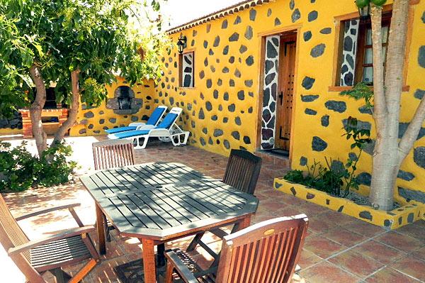 Ferienhaus Valle Gran Rey auf La Gomera